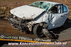 wypadek drogowy odszkodowanie