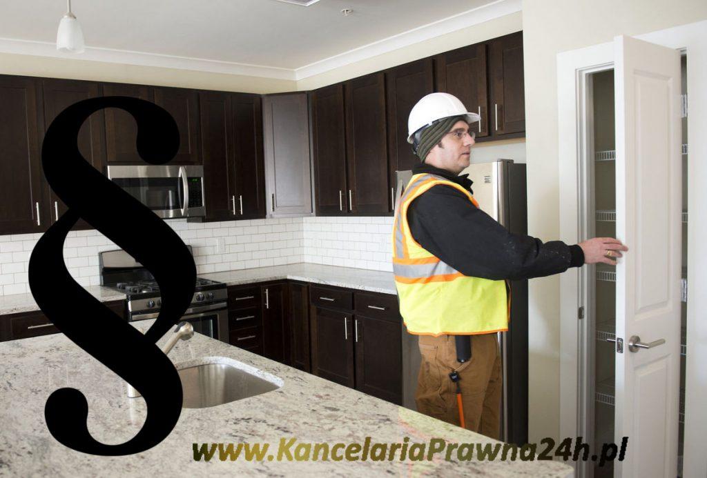 Wady budynku, wady mieszkania – roszczenia z art. 556 kodeksu cywilnego