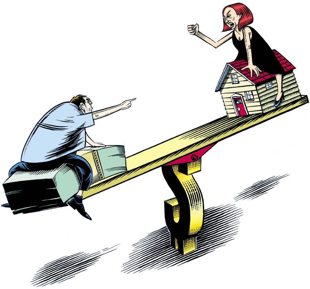 Rozwód a podział prawa do spółdzielczego lokatorskiego prawa do lokalu. Proces – podział majątku po rozwodzie.