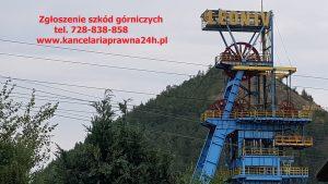 kopalnia szkody górnicze