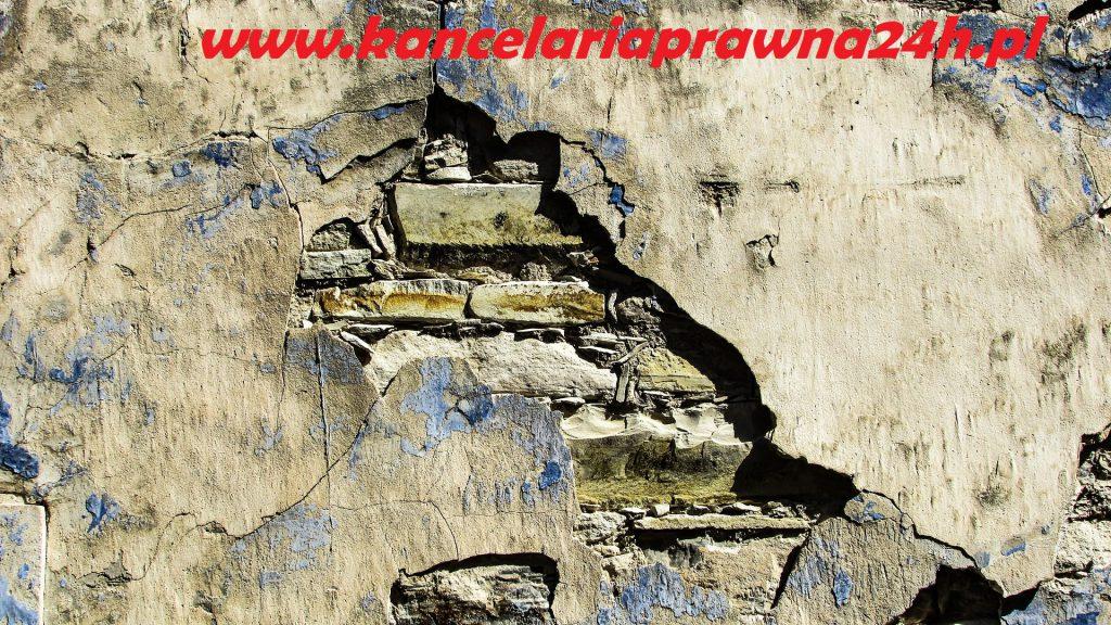 odpowiedzialność za szkody górnicze