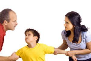 dzieci po rozwodzie