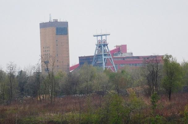 Wstrząsy w kopalni Murcki-Staszic