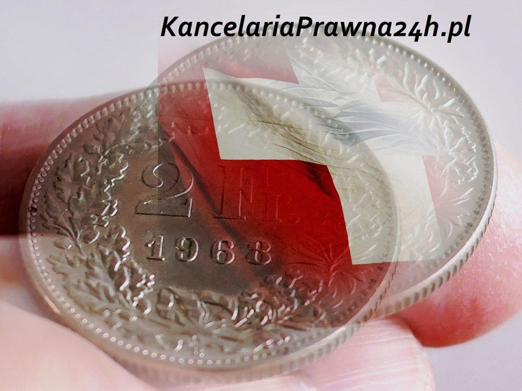 kredyt frankowy pozew