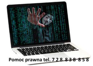 kradzież przez hakera