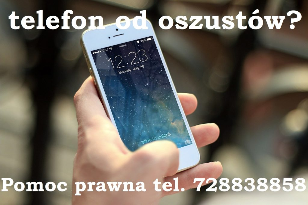 Telefon od oszustów i kredyt wzięty przez hakera